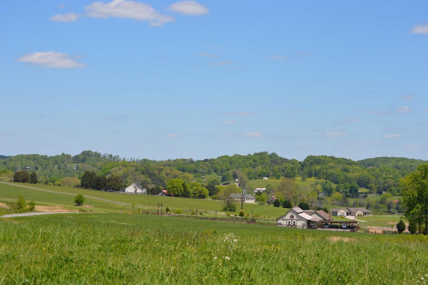 Terrain pour l Vente à River Ranch - An Equoestrian Community Ranch Road Lot 27 Blaine, Tennessee 37709 États-Unis