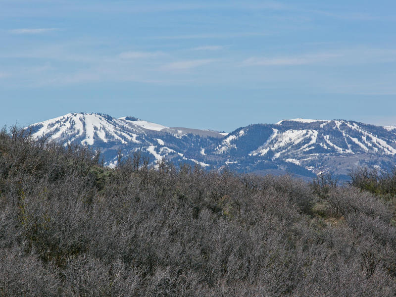 Land for Sale at Private Estate Lot with Dramatic Views 2665 Longspur Ln Lot 3 Park City, Utah 84098 United States