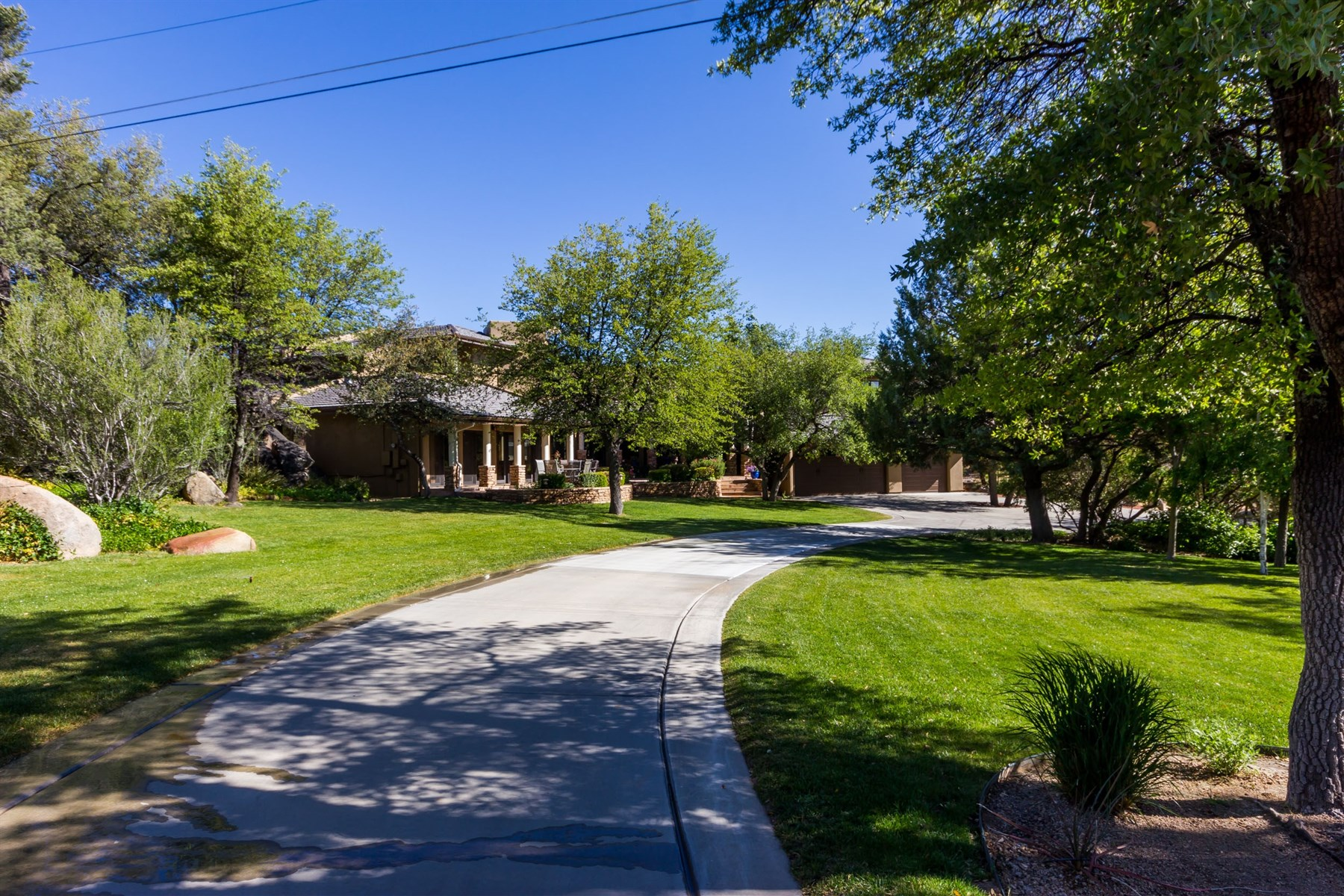 sales property at Magnificent Remodeld Country Estate in Prescott