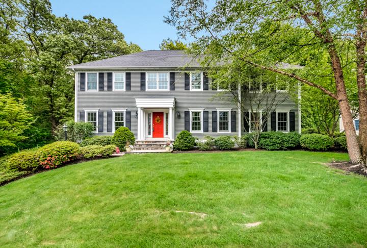 sales property at 4 Briarwood Ln