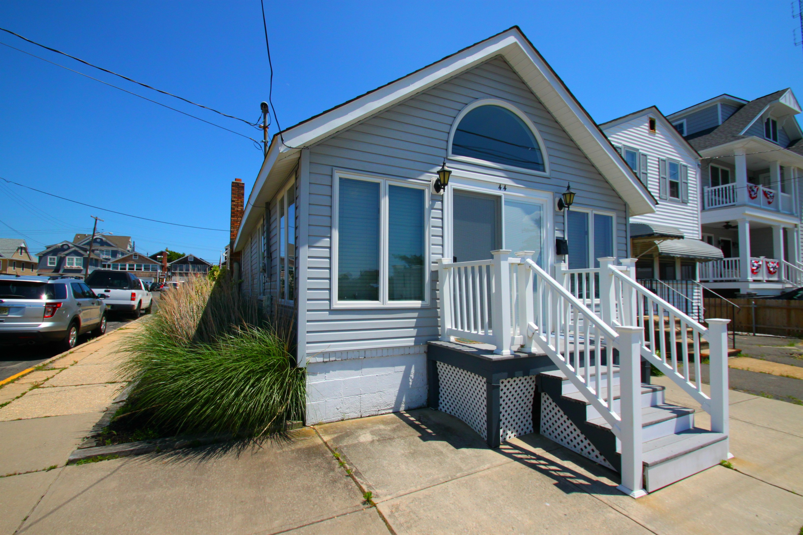 Single Family Home for Sale at North End Location 44 2nd Ave Manasquan, New Jersey 08736 United States