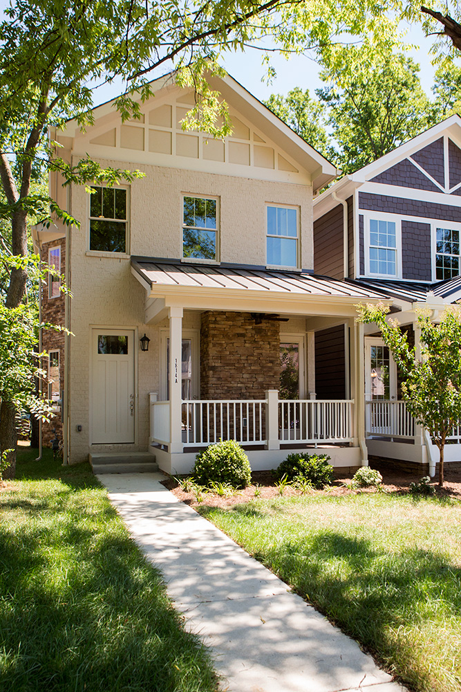 Single Family Home for Sale at Wonderful Home in 12th South 1814A Elliott Avenue Nashville, Tennessee 37203 United States