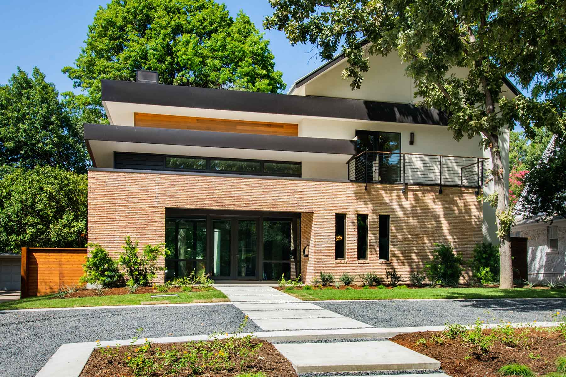 一戸建て のために 売買 アット Stunning Modern Design by Renown Architect Tom Reisenbichler 3300 Bryn Mawr Drive Dallas, テキサス, 75225 アメリカ合衆国