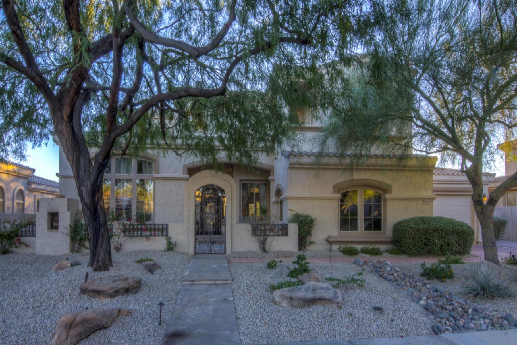 Tek Ailelik Ev için Satış at Fantastic home in great location in gated Sonoran Hills 7949 E Via De Luna Dr Scottsdale, Arizona 85255 Amerika Birleşik Devletleri