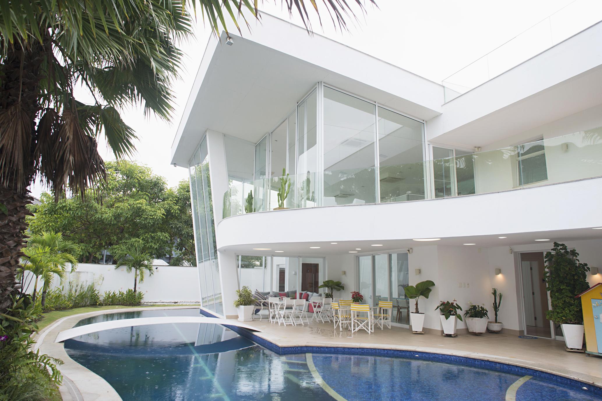 Частный односемейный дом для того Продажа на White House Rua Rachel de Queiroz Rio De Janeiro, Рио-Де-Жанейро, 22793100 Бразилия