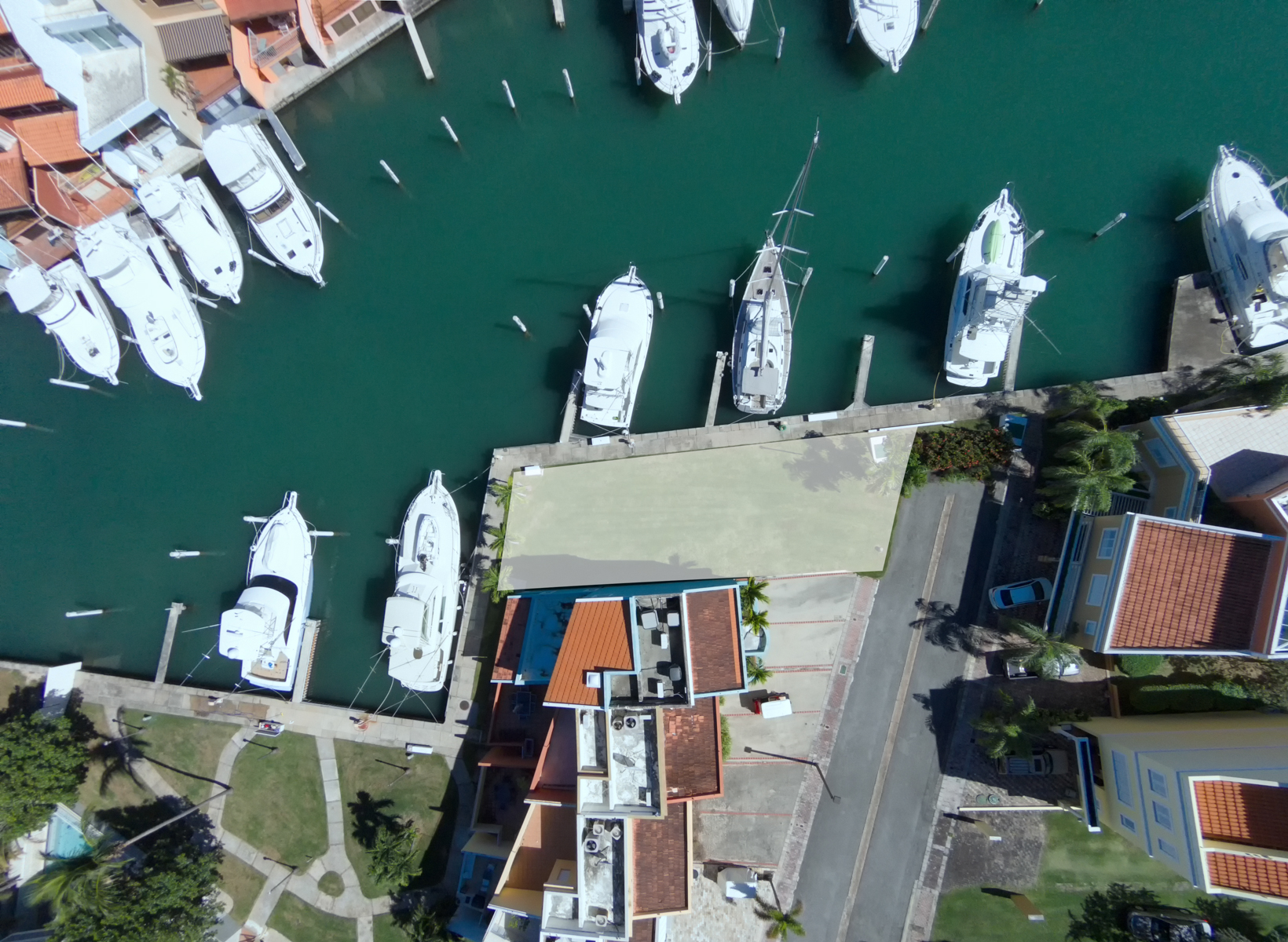 Additional photo for property listing at Waterfront Lot with Boat Slip in Palmas Del Mar 40 Peninsula de San Juan Palmas Del Mar Palmas Del Mar, Puerto Rico 00791 Пуэрто-Рико