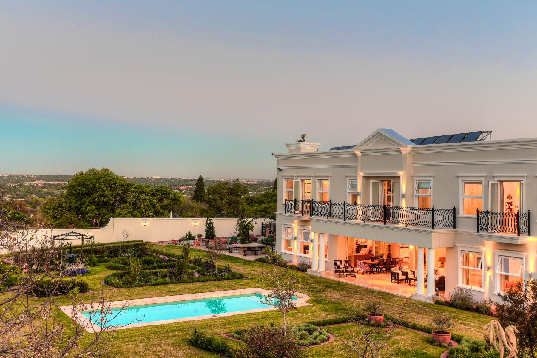 sales property at Bryanston