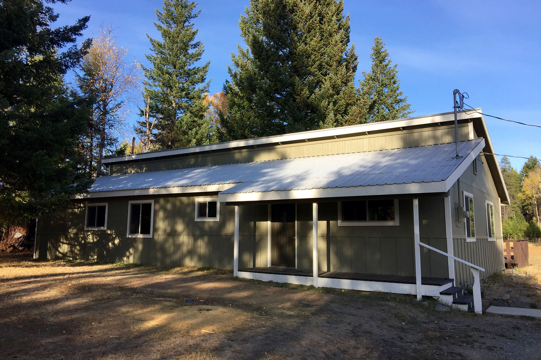 Property For Sale at Newly Remodeled Rancher With  Outbuildings