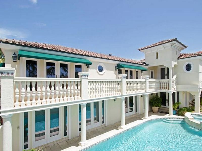 Maison unifamiliale pour l Vente à 2900 N. Atlantic Blvd. Fort Lauderdale, Florida 33305 États-Unis