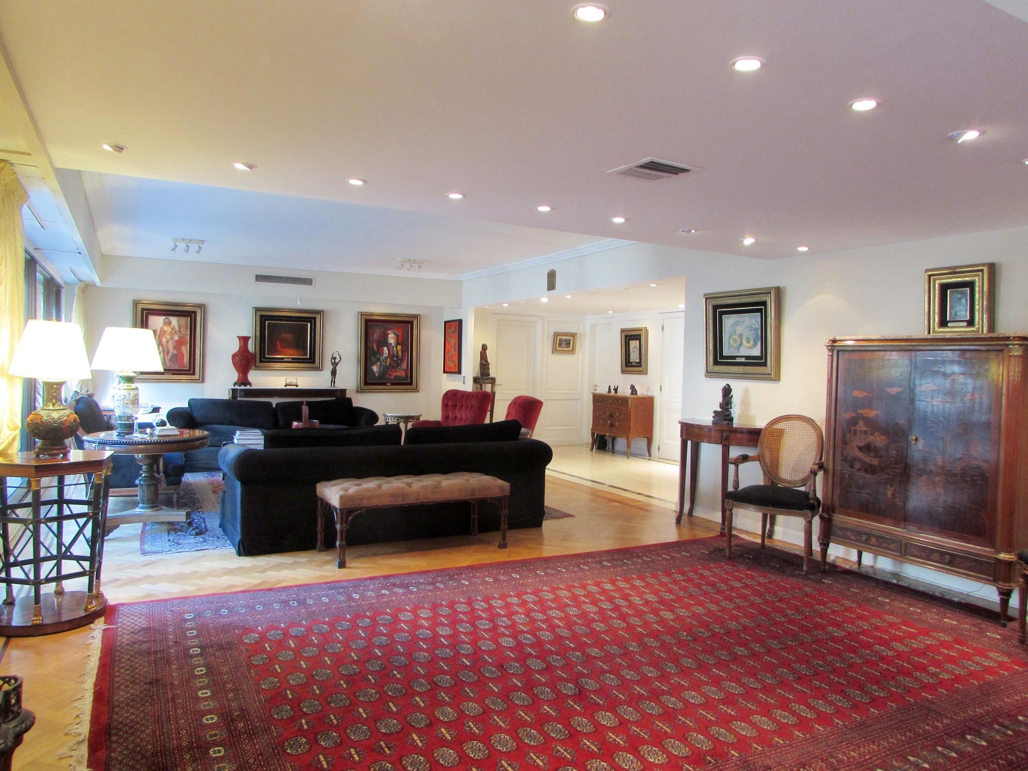 rentals property at Apartment in Recoleta - Av. Alvear 1500