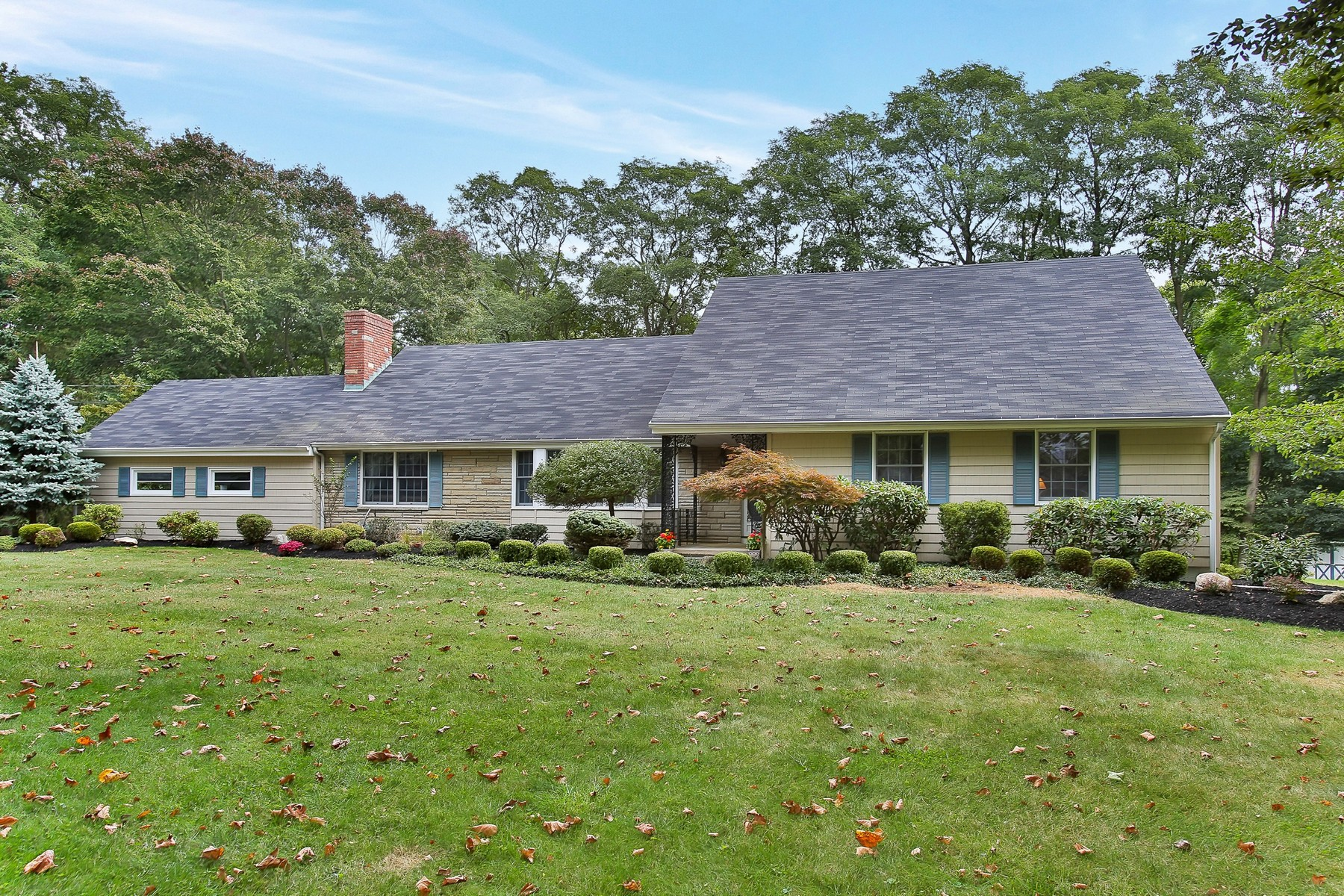 Single Family Home for Sale at In The Heart of Clover Hill 16 Tulip Lane Colts Neck, New Jersey 07722 United States