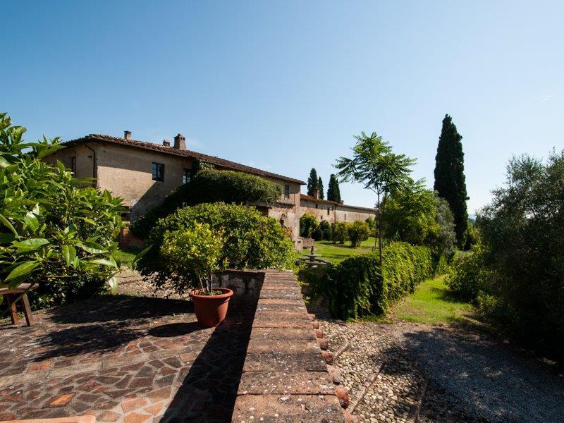 Property Of Farmhouse with main villa