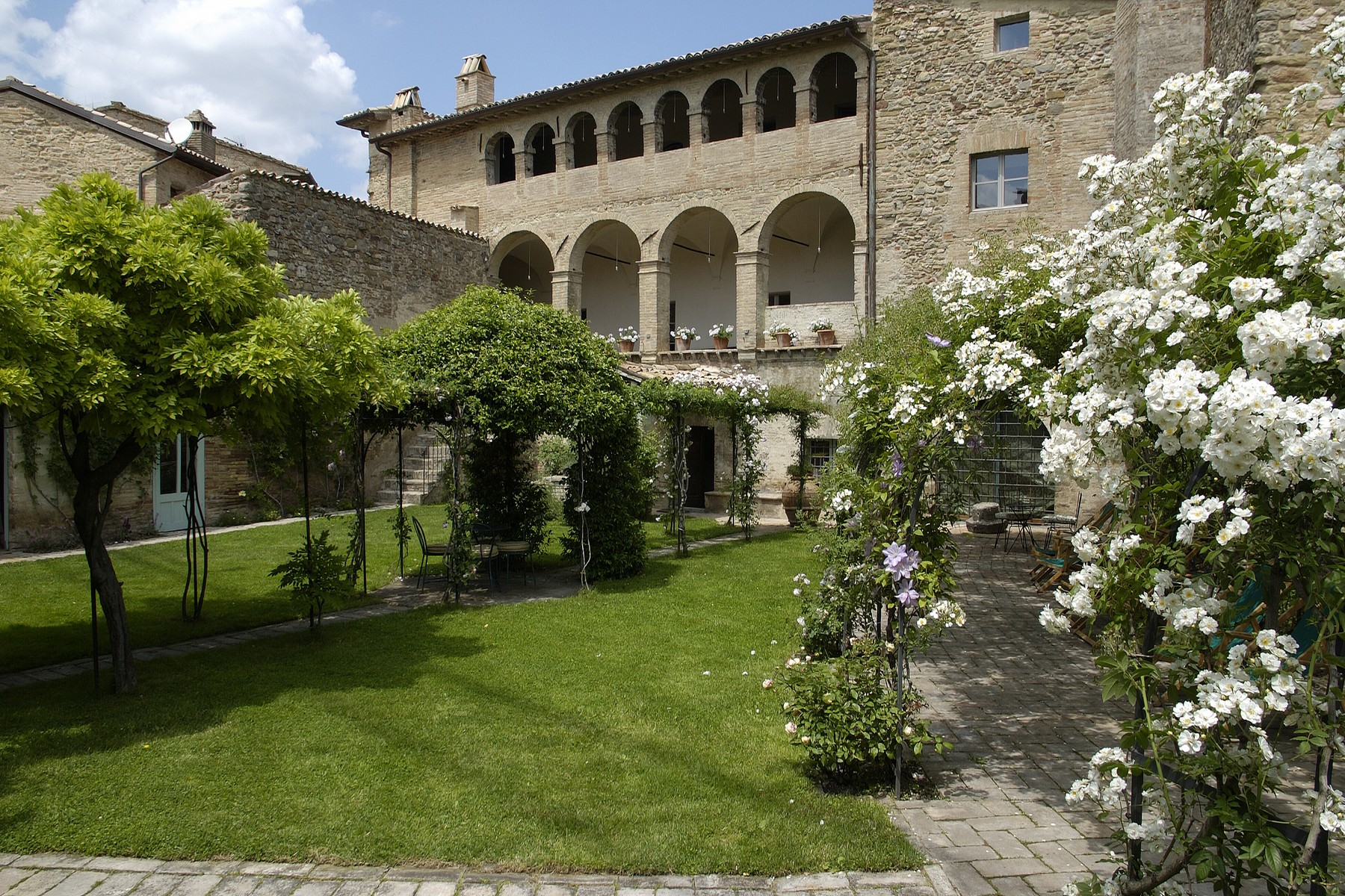 sales property at Amazing residence in umbrian countryside