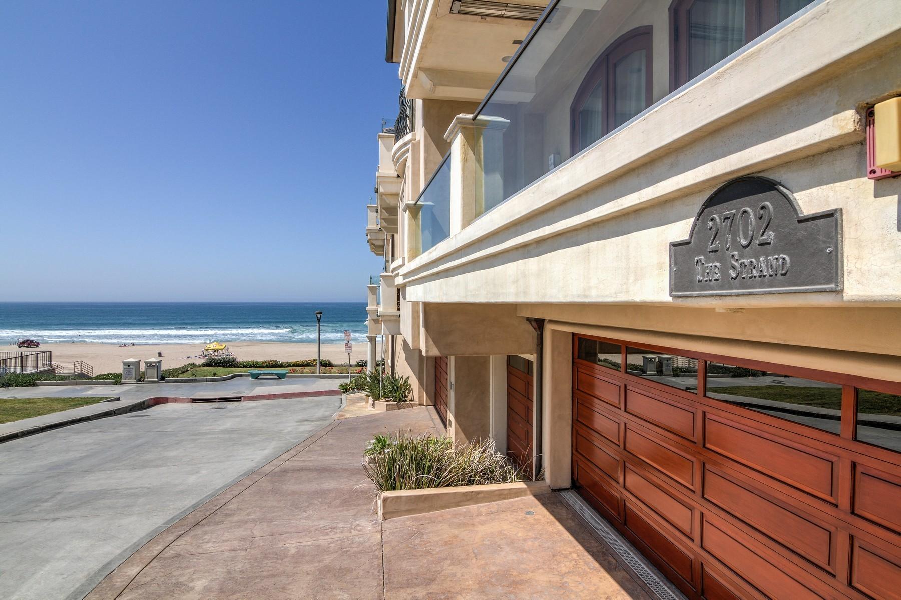 共管式独立产权公寓 为 销售 在 2702 The Strand 曼哈顿海滩, 加利福尼亚州 90266 美国