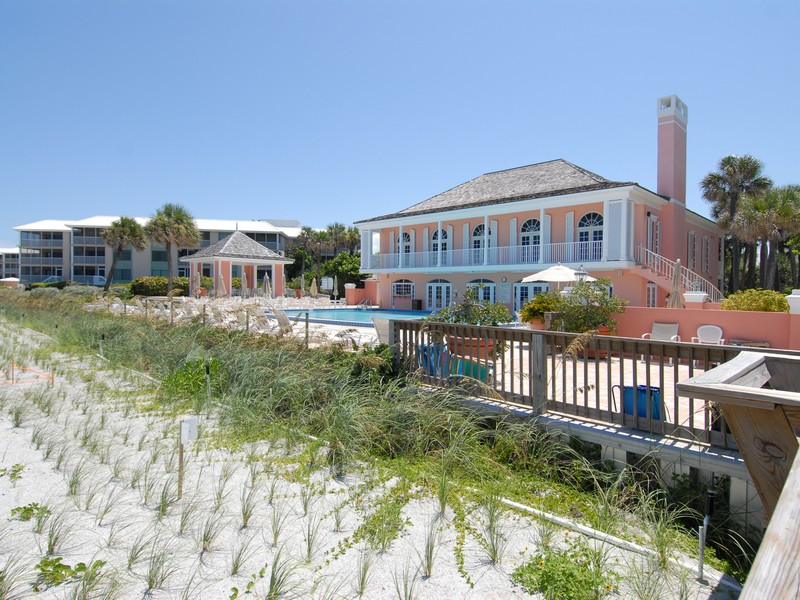 Property Of Sea Oaks Oceanfront Condo