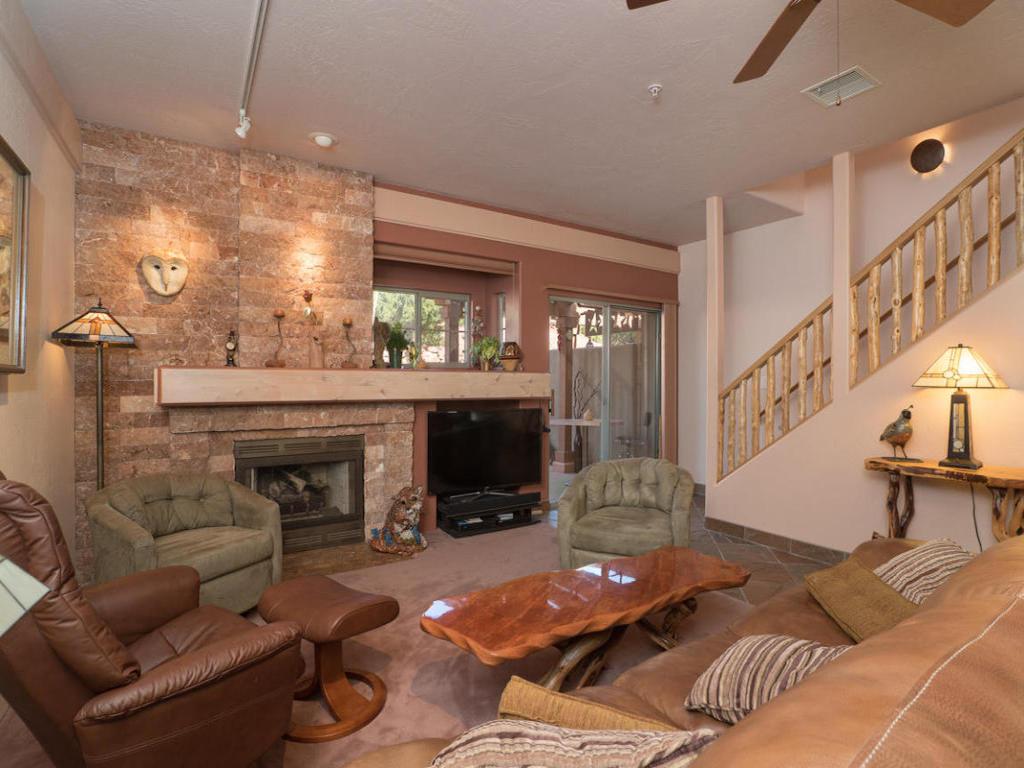 一戸建て のために 売買 アット Heart of Sedona 104 Pine Leaf Sedona, アリゾナ 86336 アメリカ合衆国