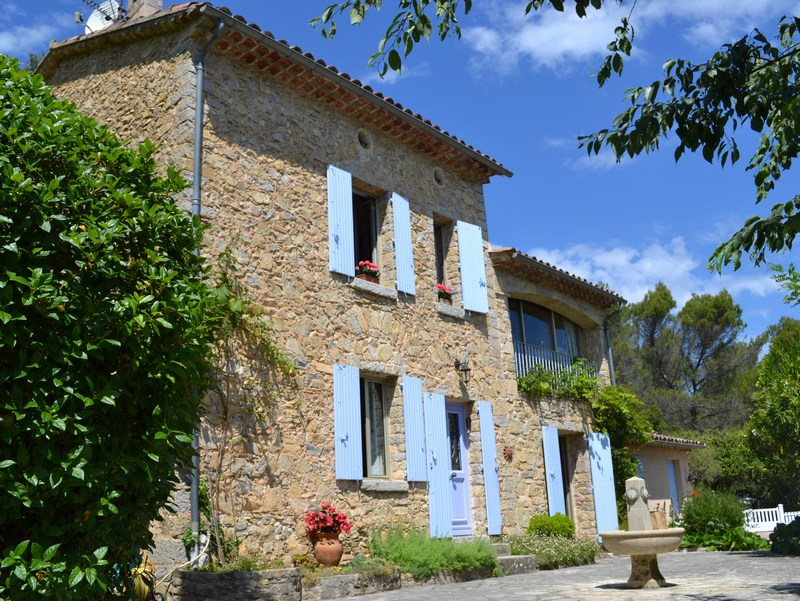 Single Family Home for Sale at Beautiful stonebuilt Bastide from 1832 Cotignac, Provence-Alpes-Cote D'Azur 83570 France