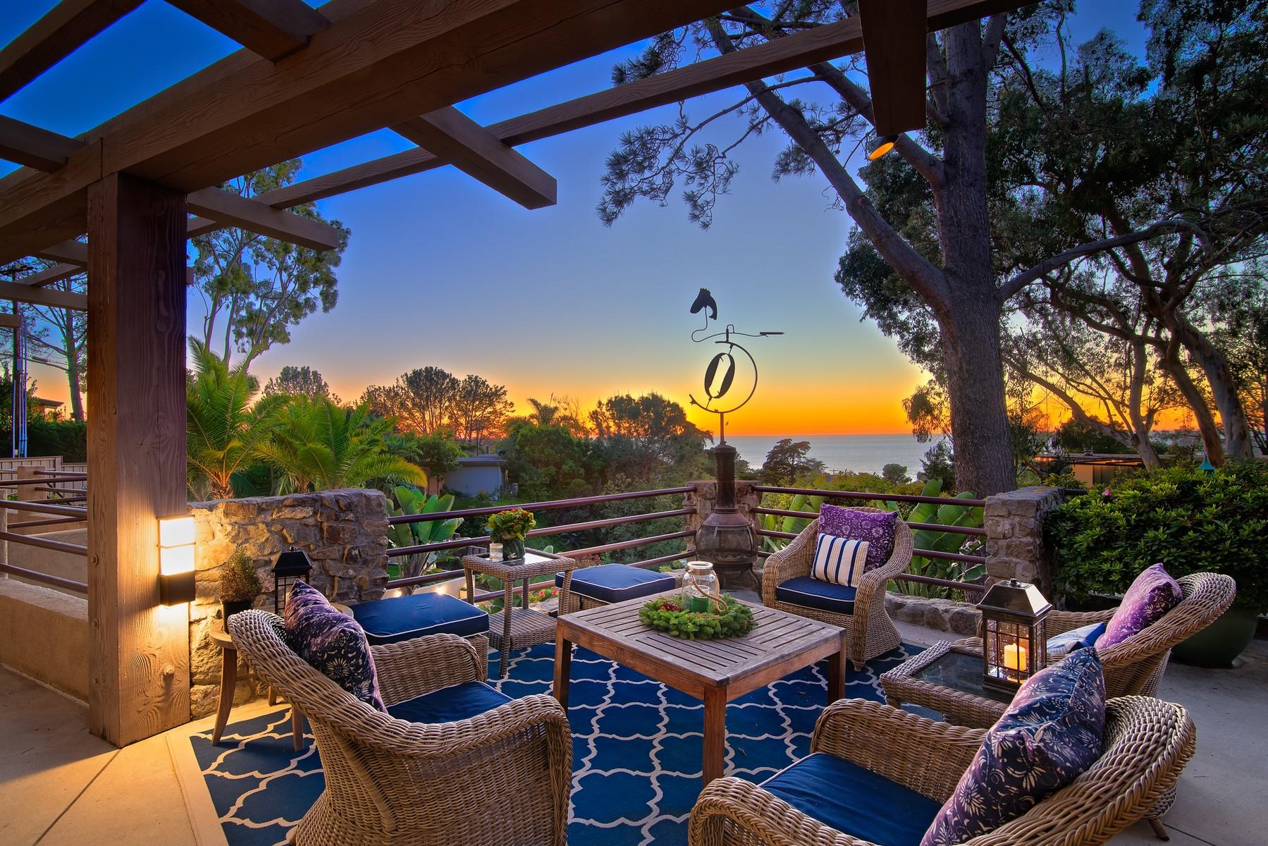 Частный односемейный дом для того Продажа на 645 Amphitheatre Drive Del Mar, 92014 Соединенные Штаты