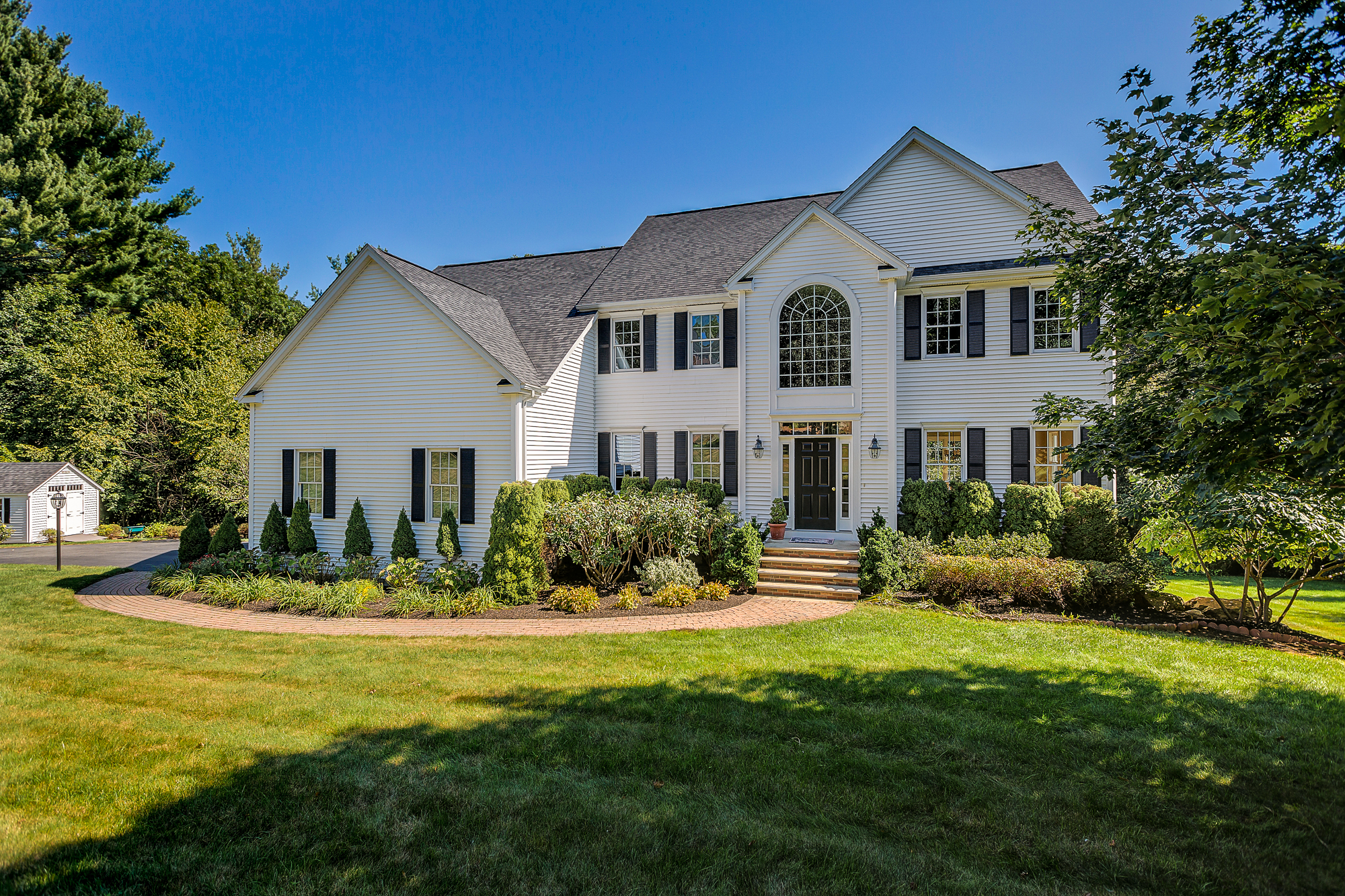 Property For Sale at Upgraded Colonial in Scenic Neighborhood