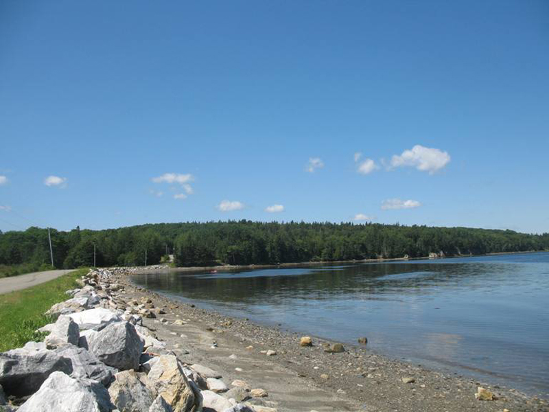 Terreno para Venda às Turtle Head Cove Land 3 Map 35 Lot 3 Islesboro, Maine, 04848 Estados Unidos