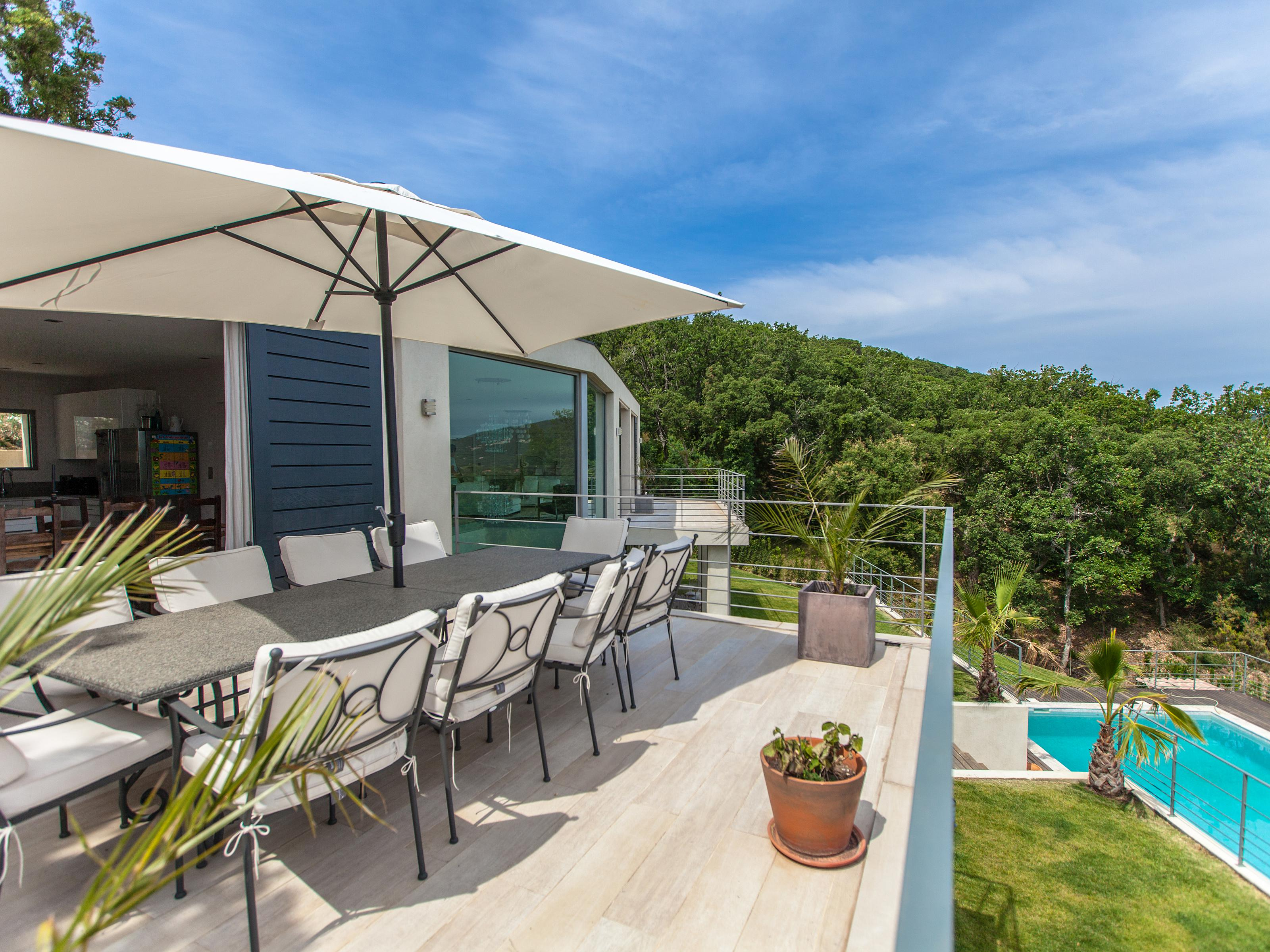 Single Family Home for Sale at Contemporary estate in Ramatuelle Ramatuelle, Provence-Alpes-Cote D'Azur 83350 France