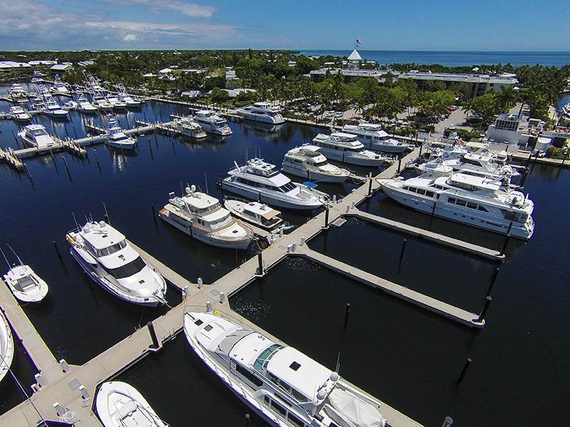Other Residential for Sale at Ocean Reef Marina Offers Full Yacht Services 201 Ocean Reef Drive Dock Slip DS-24 Ocean Reef Community, Key Largo, Florida 33037 United States