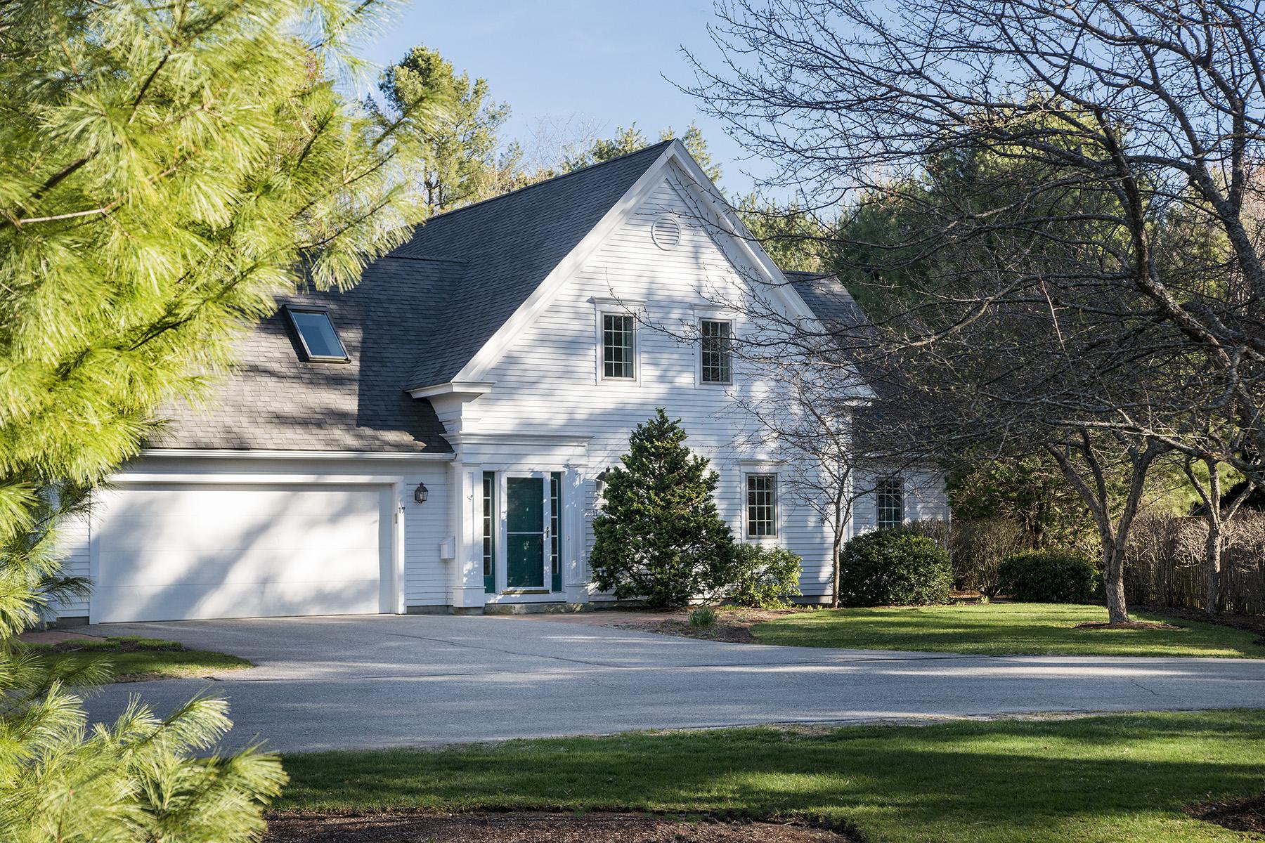 Condominium for Sale at Zeitler Farm 17 Zeitler Farm Road Brunswick, Maine, 04011 United States