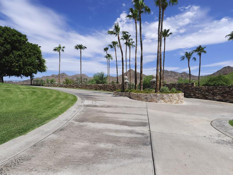 Property Of Magnificent Paradise Valley Hillside Estate