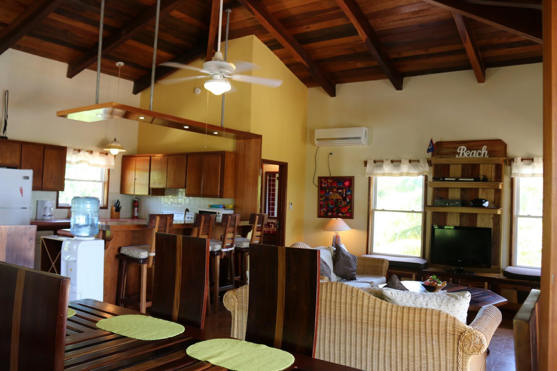 Property Of Coral Caye Villa