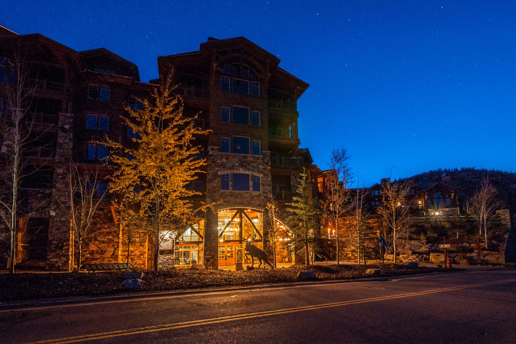 Appartement en copropriété pour l Vente à The Grand Lodge at Empire Pass 8777 Marsac Ave #408 Park City, Utah 84060 États-Unis