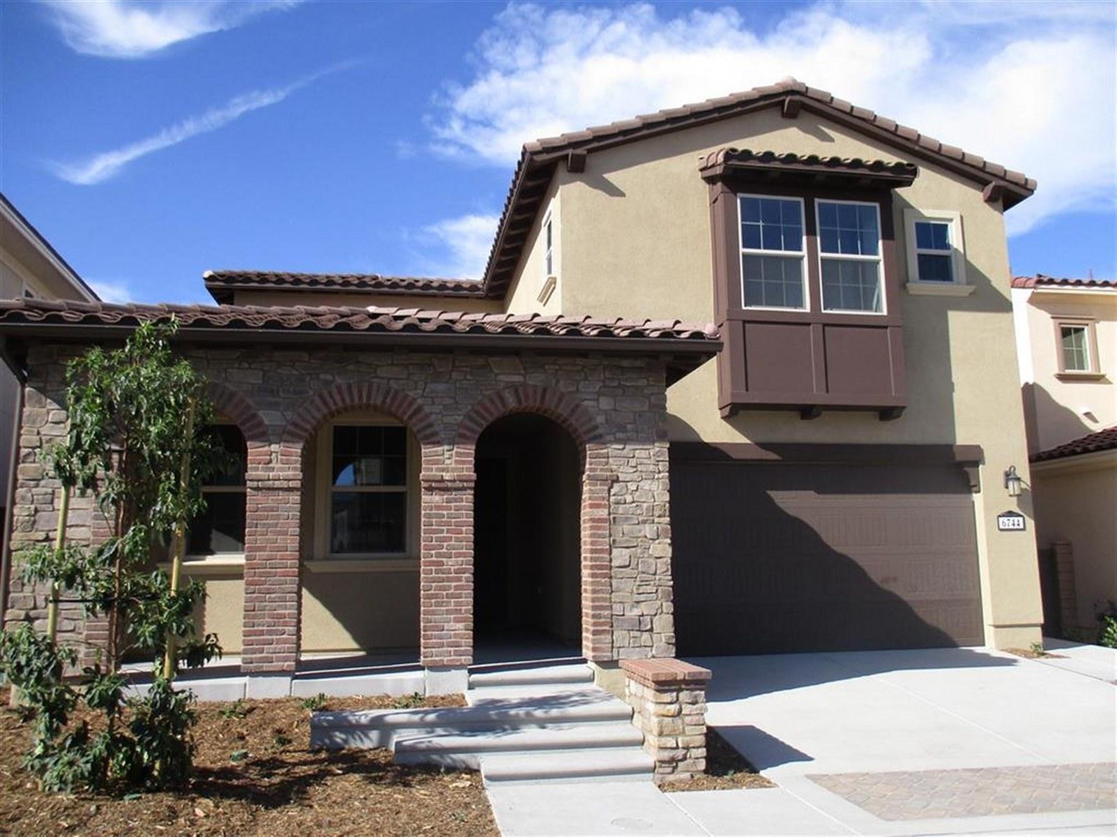 Maison unifamiliale pour l Vente à Casabella 6744 Monterra Trail Carmel Valley, San Diego, Californie 92130 États-Unis