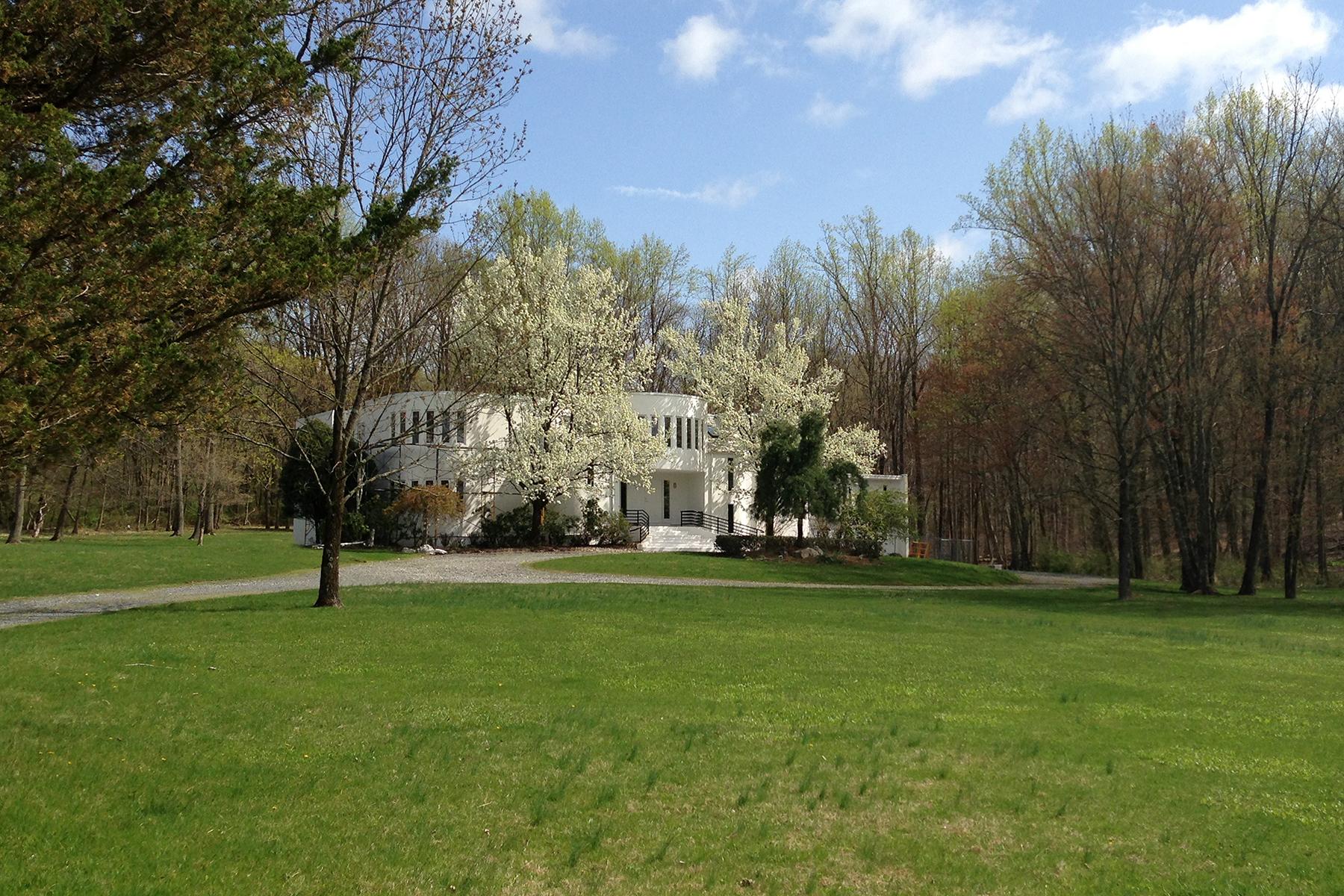 Maison unifamiliale pour l Vente à Titusville, NJ 25 Pleasant Valley Harbourtown Rd. Titusville, New Jersey 08560 États-Unis
