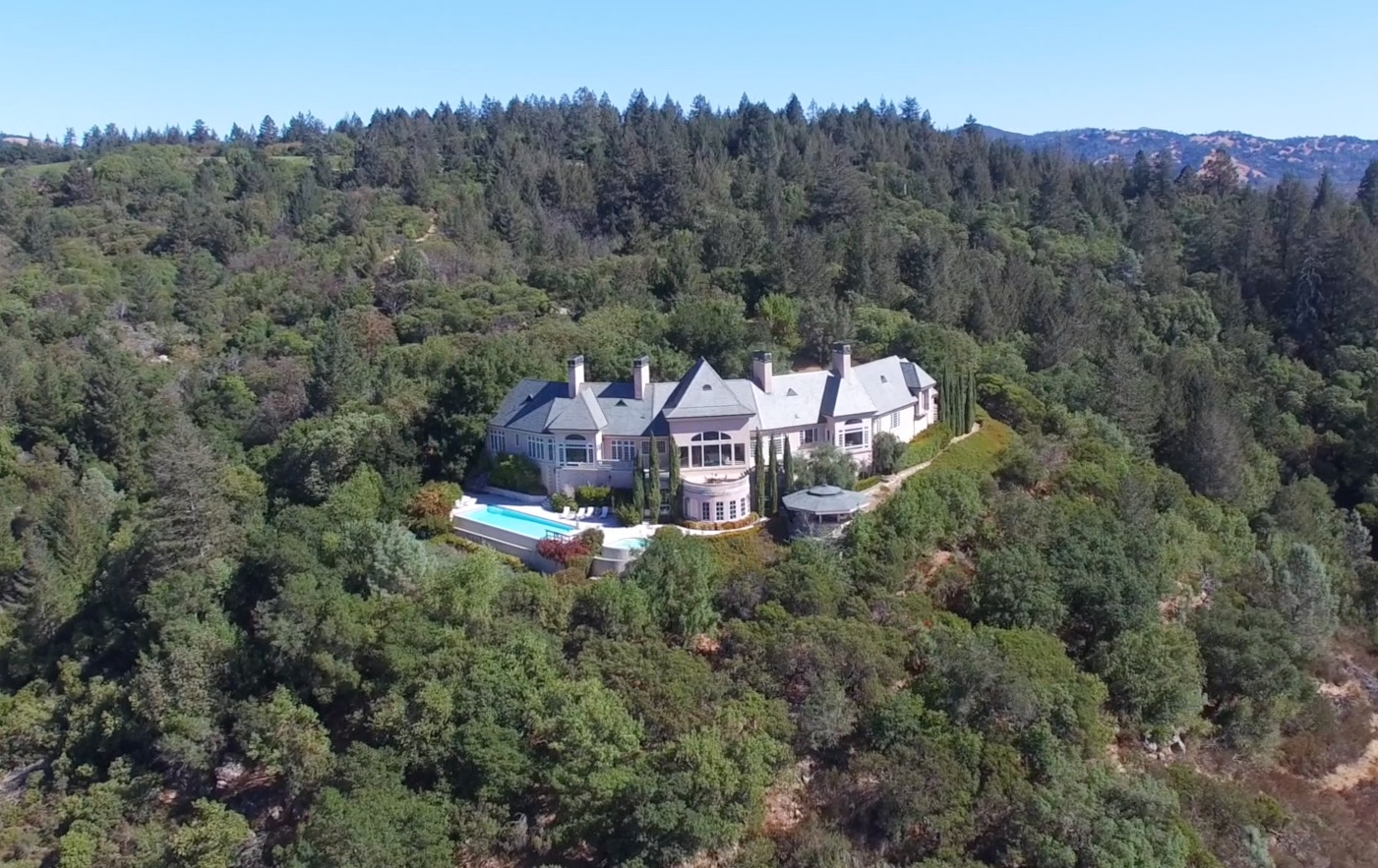 Single Family Home for Sale at 130 Auberge Road St. Helena, 94574 United States