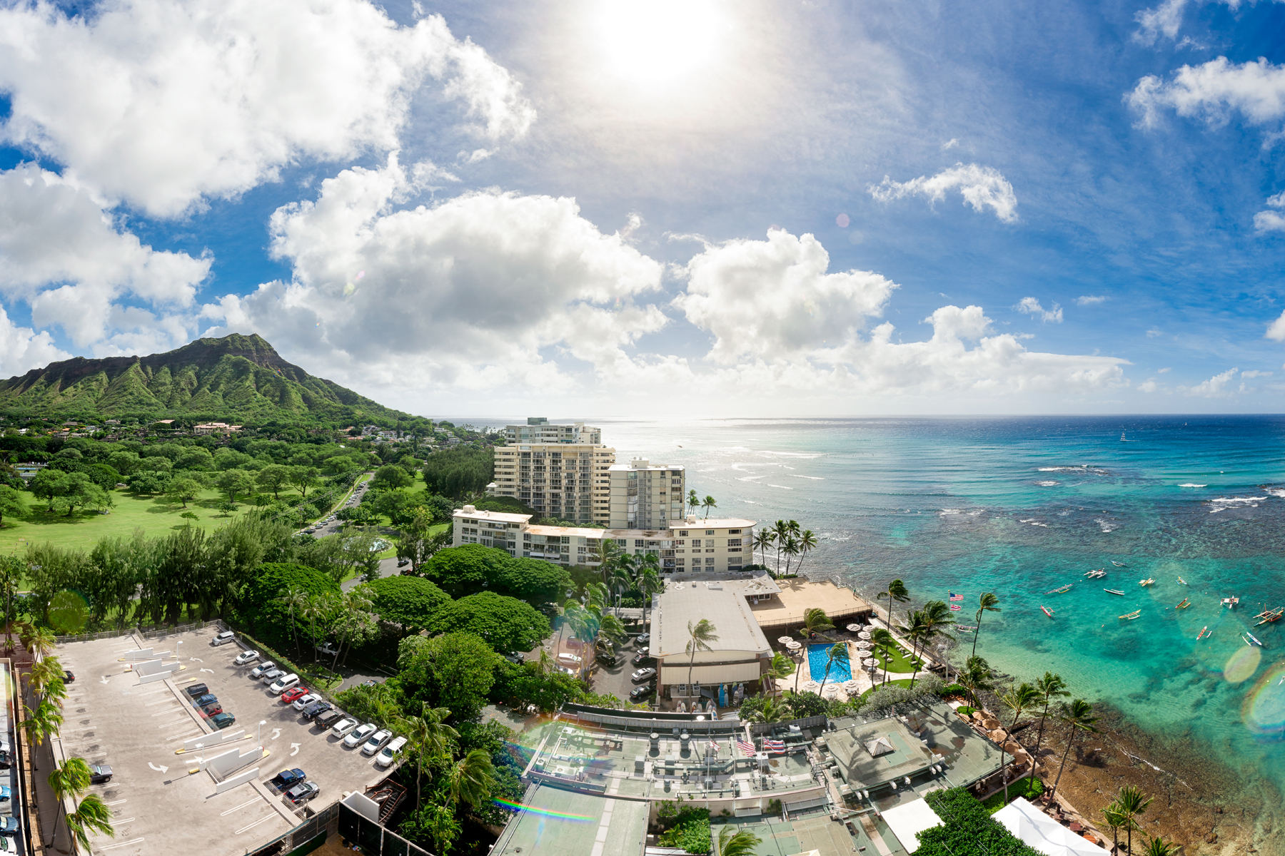 Property For Sale at Stunning Views Over Diamond Head