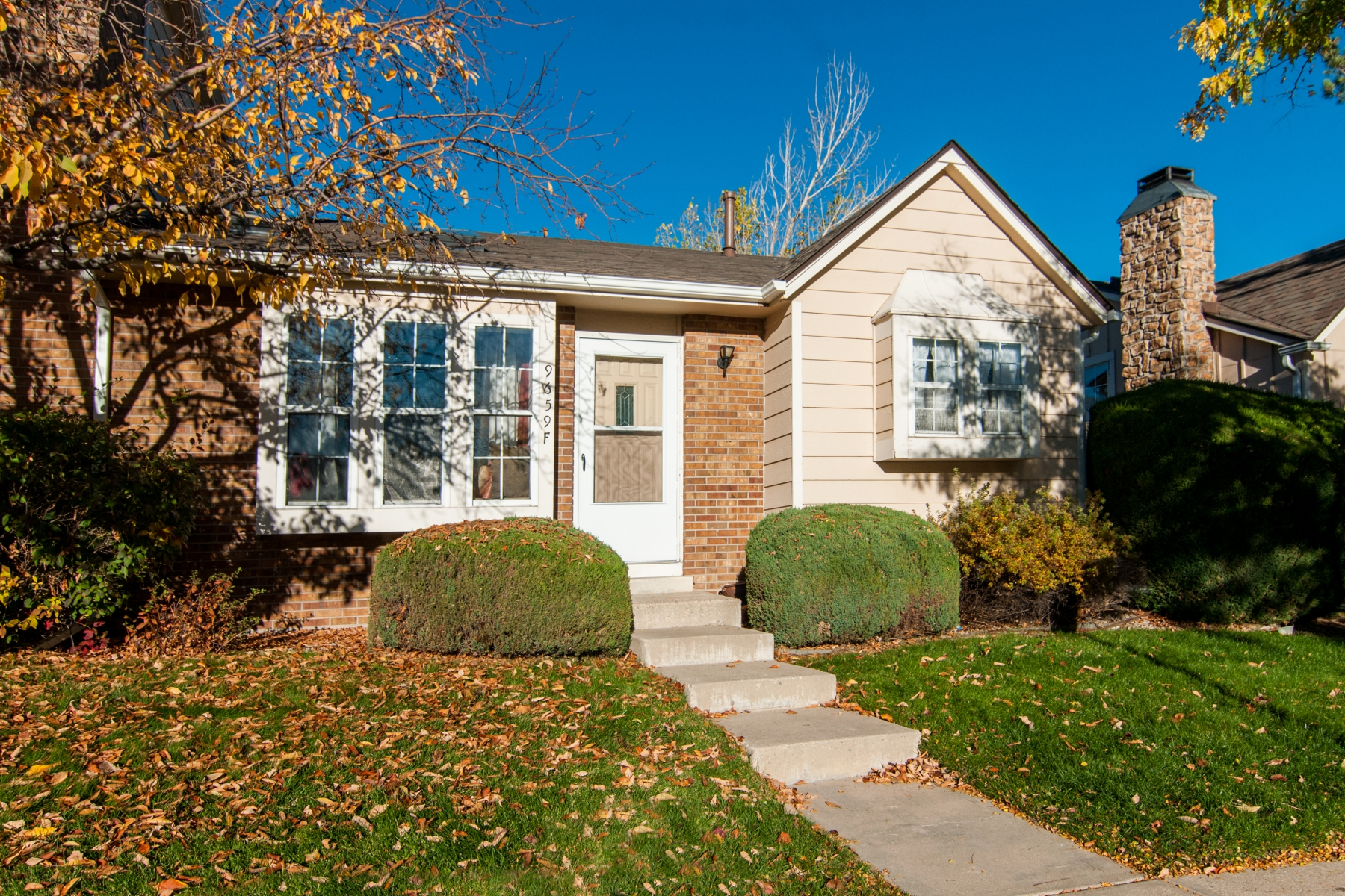 Property For Sale at 9659 West Chatfield Avenue #F