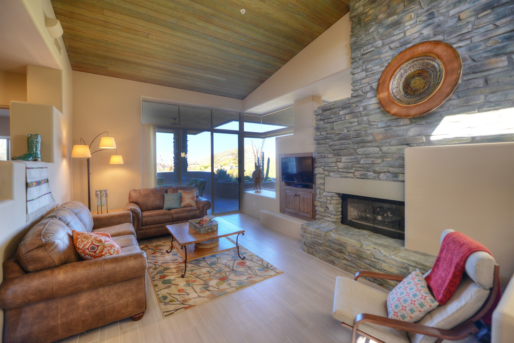 Property For Sale at Beautiful Mountain & Sunset Views