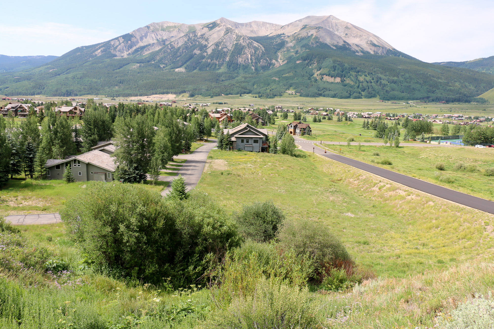 Land for Sale at Golf Villas MFR TBD St. Andrews Circle Crested Butte, Colorado, 81224 United States