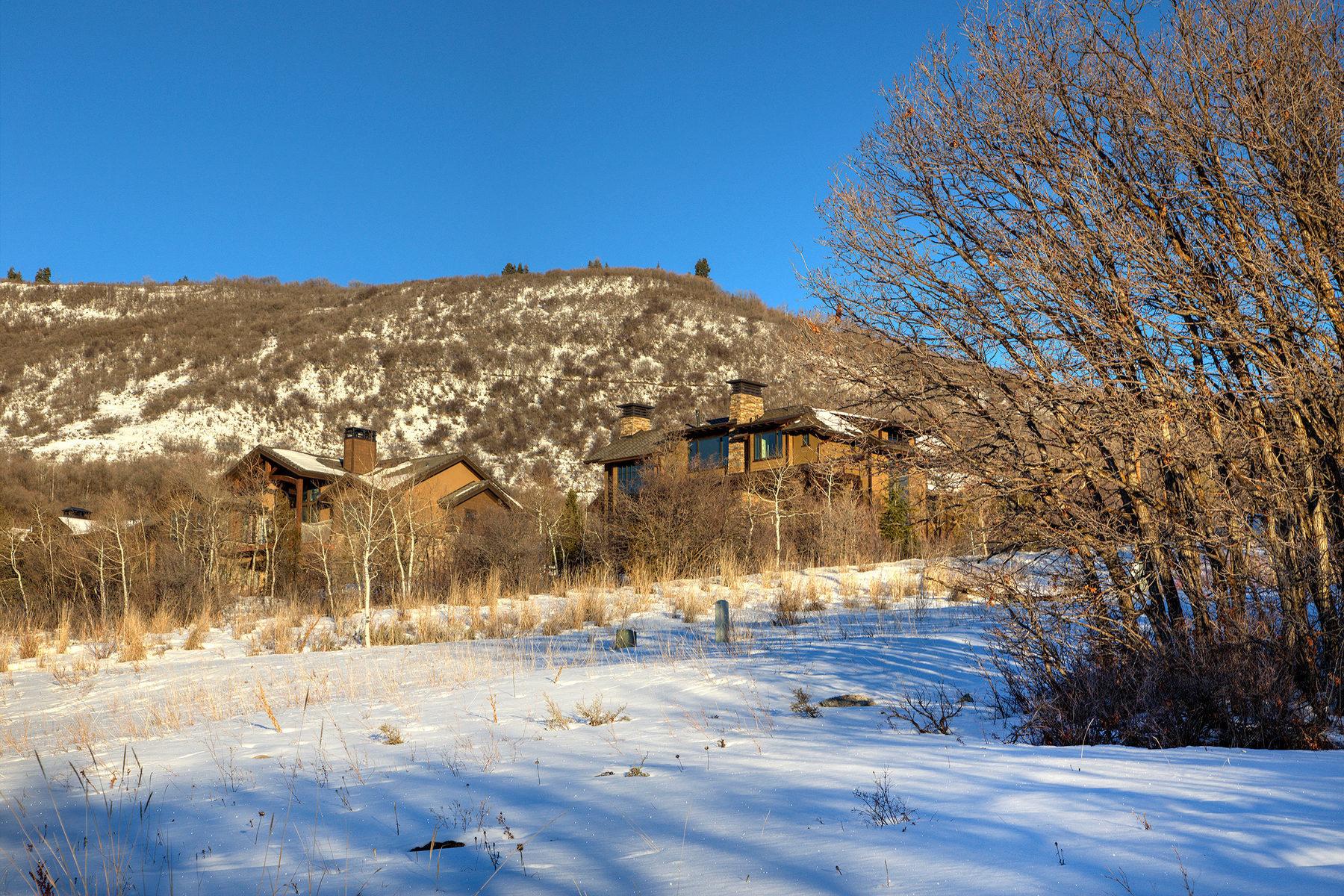 Земля для того Продажа на Serene Setting for this Home-Site 8724 Parley's Lane Lot #36 Park City, Юта 84098 Соединенные Штаты