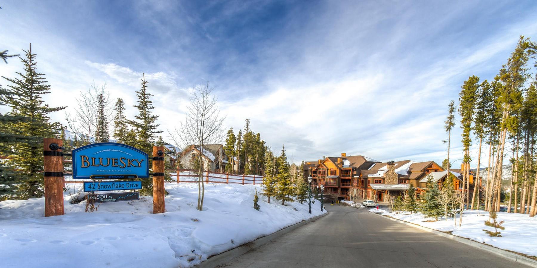 sales property at Luxury - True Ski InSki Out - Penthouse