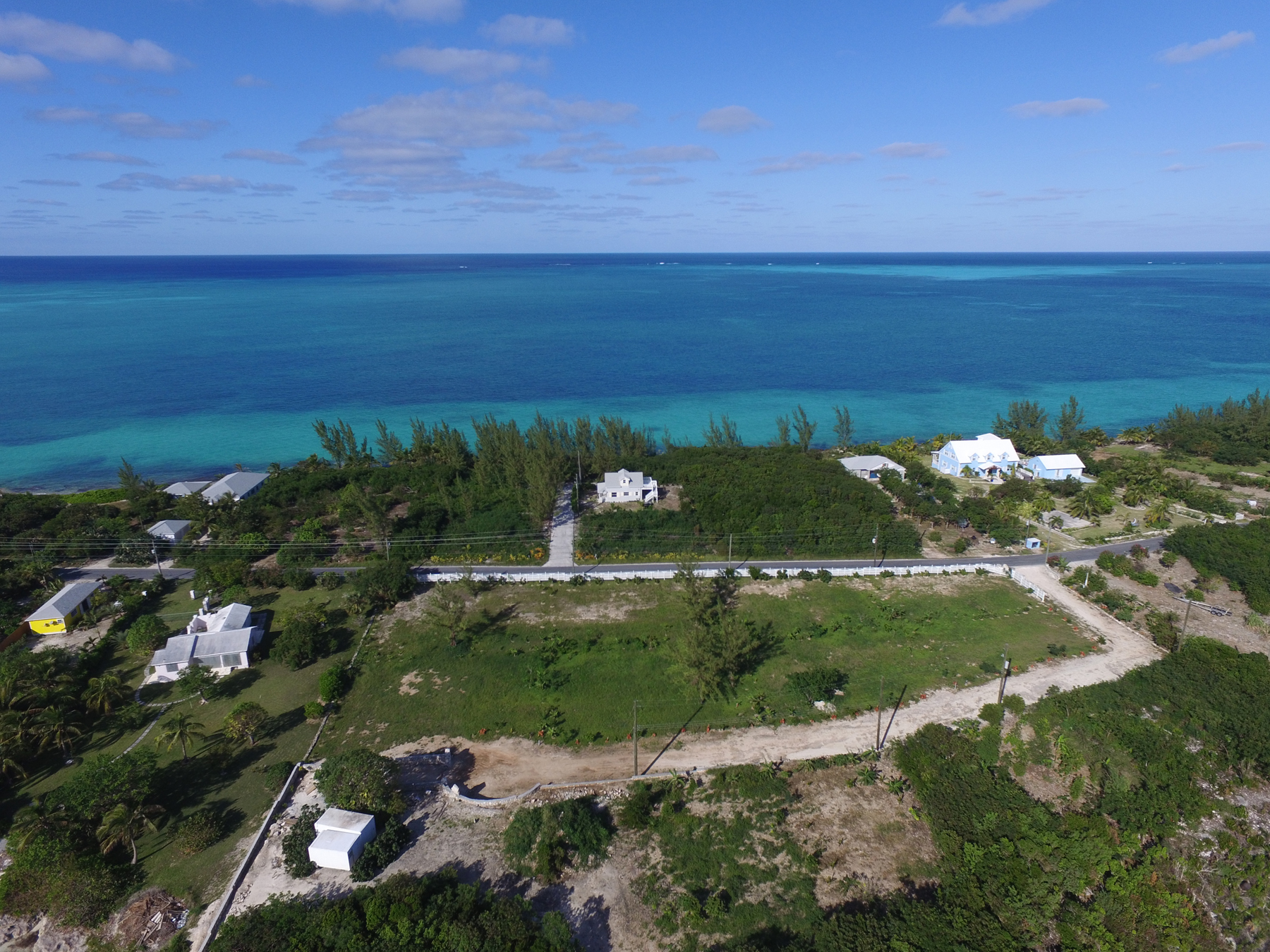 Land for Sale at Ocean Harbour Vacant Lots Spanish Wells, Eleuthera Bahamas