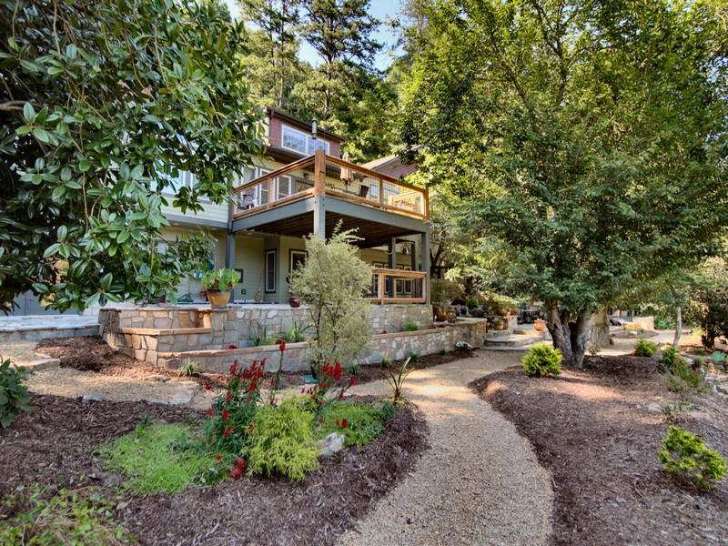 Maison unifamiliale pour l Vente à Mountains Glory 193 Gateway Drive Lake Lure, Carolina Du Nord, 28746 États-Unis