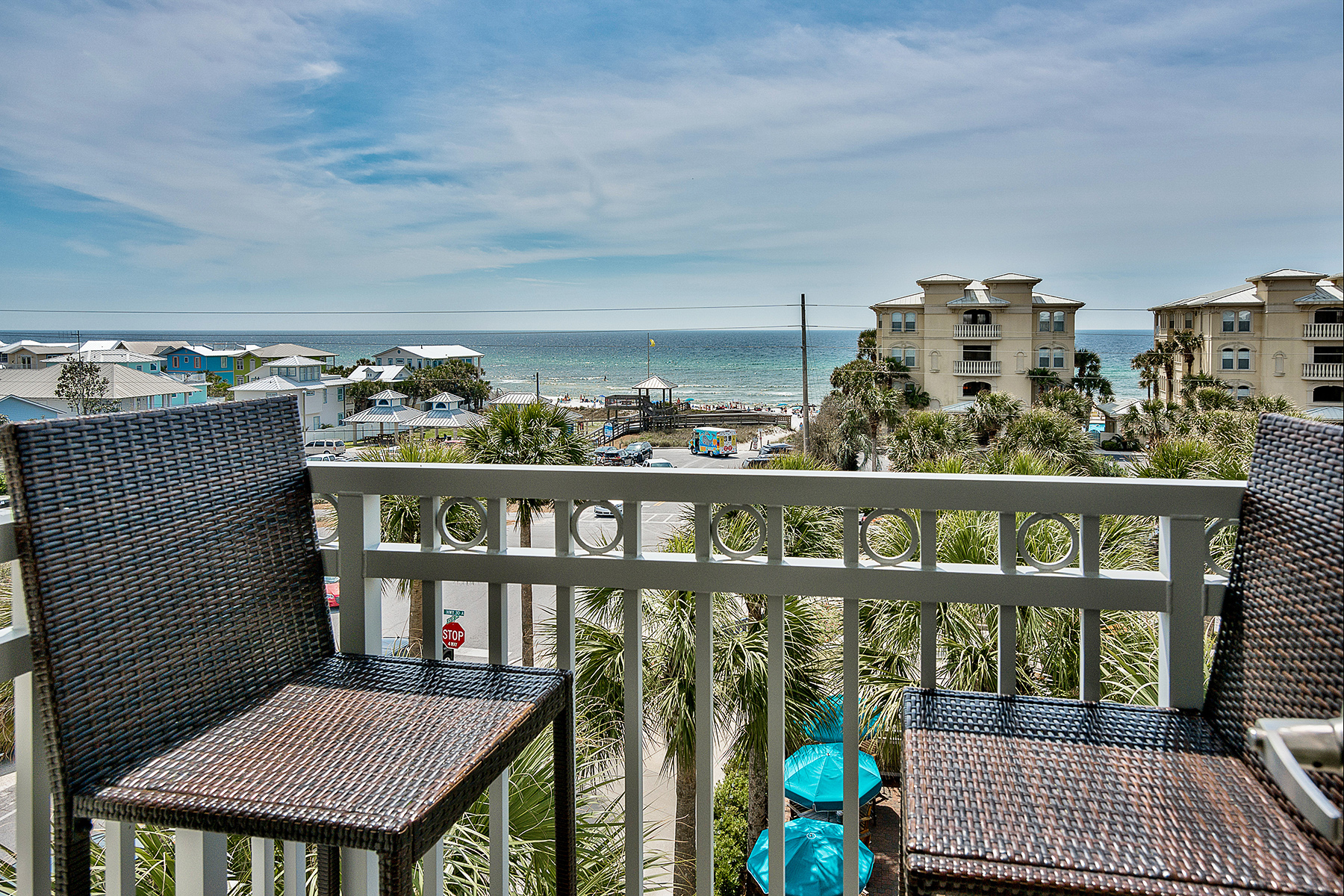 Condominium for Sale at OUTSTANDING BEACH VIEWS AT THIS GULF PLACE CONDO 37 Town Center Loop #419 Santa Rosa Beach, Florida, 32459 United States