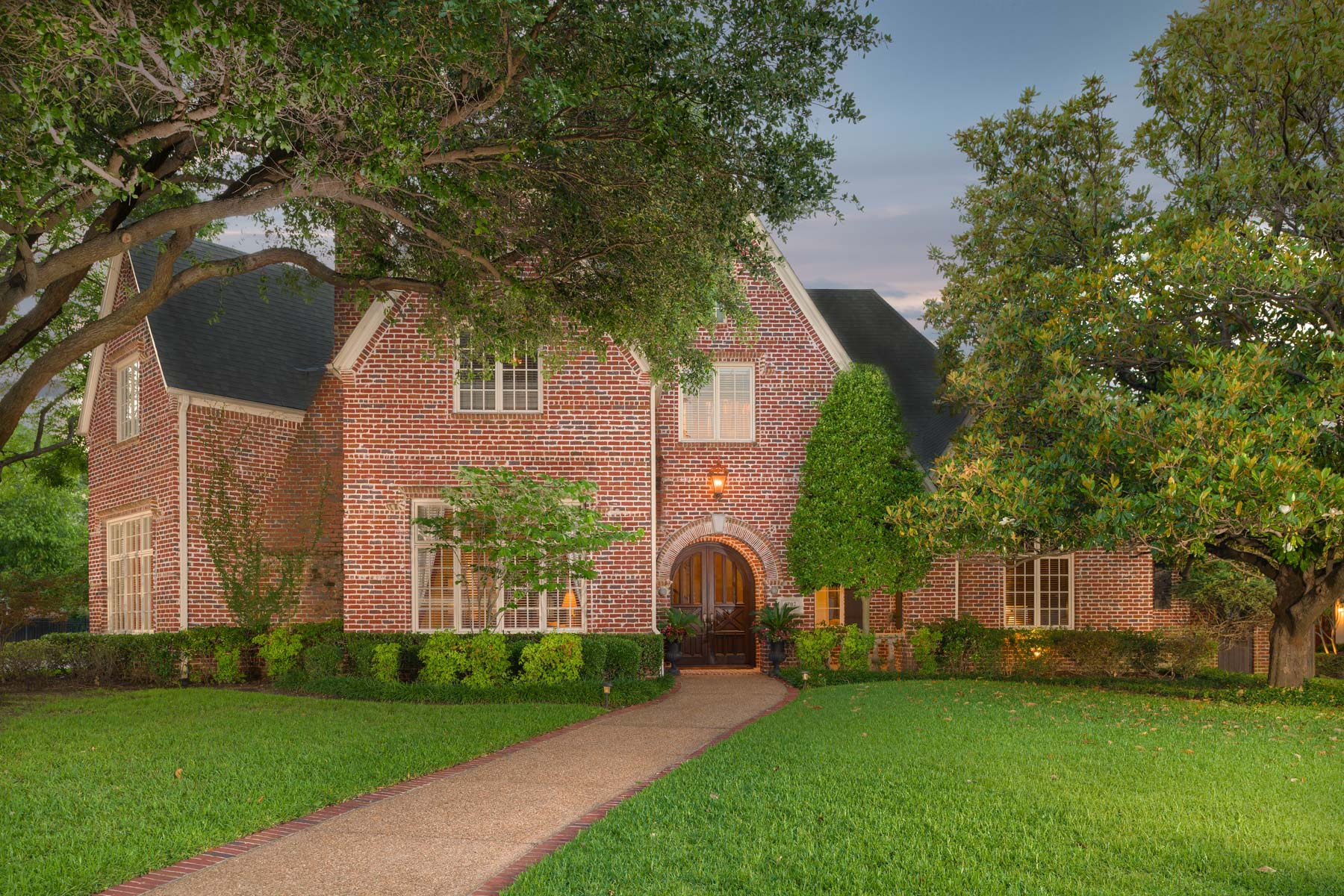 sales property at Shaded Corner Lot in Preston Hollow