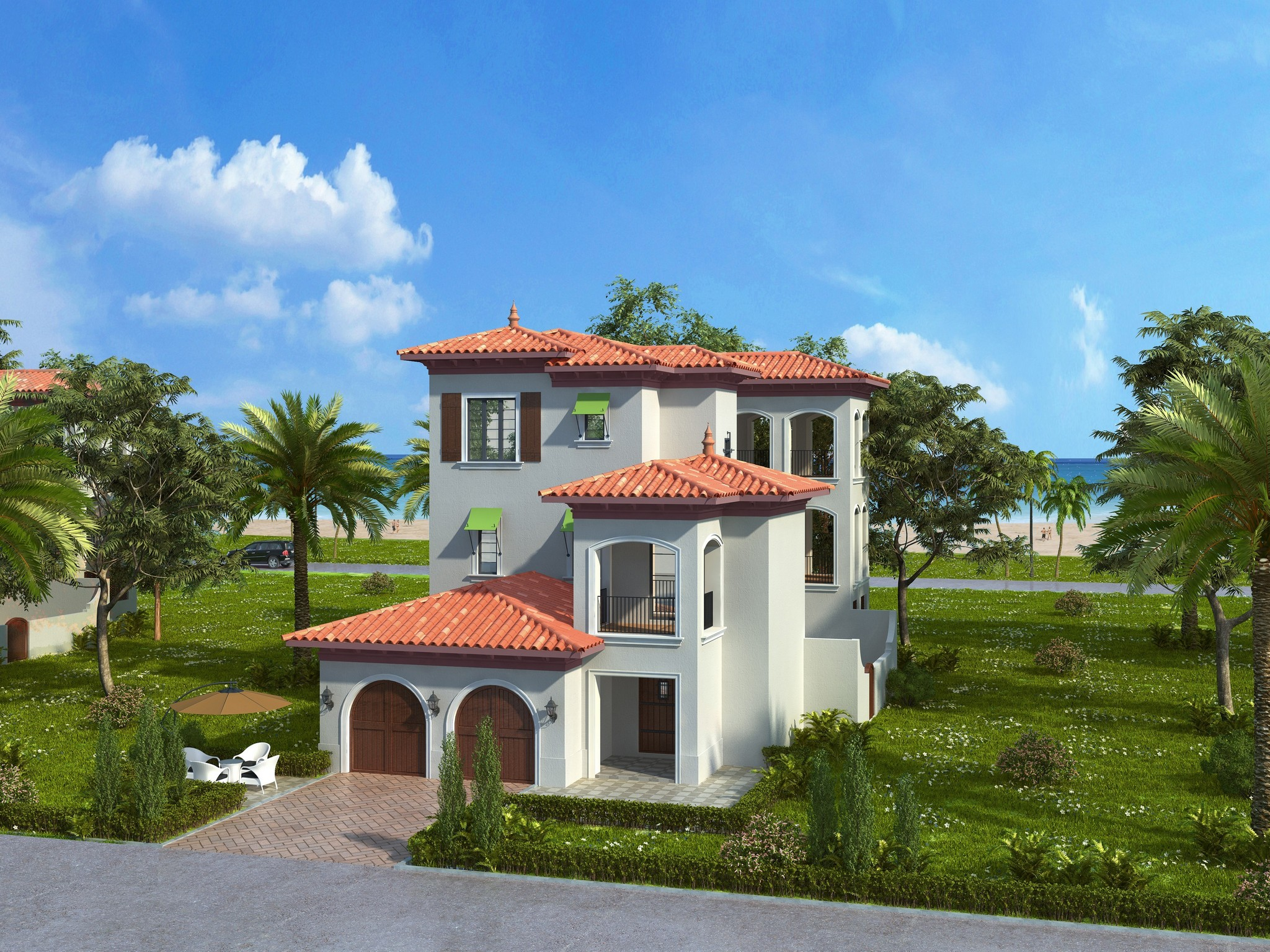 Vivienda unifamiliar por un Venta en Matanilla Reef in Aquarina 7412 Matanilla Reef Way Melbourne Beach, Florida, 32951 Estados Unidos