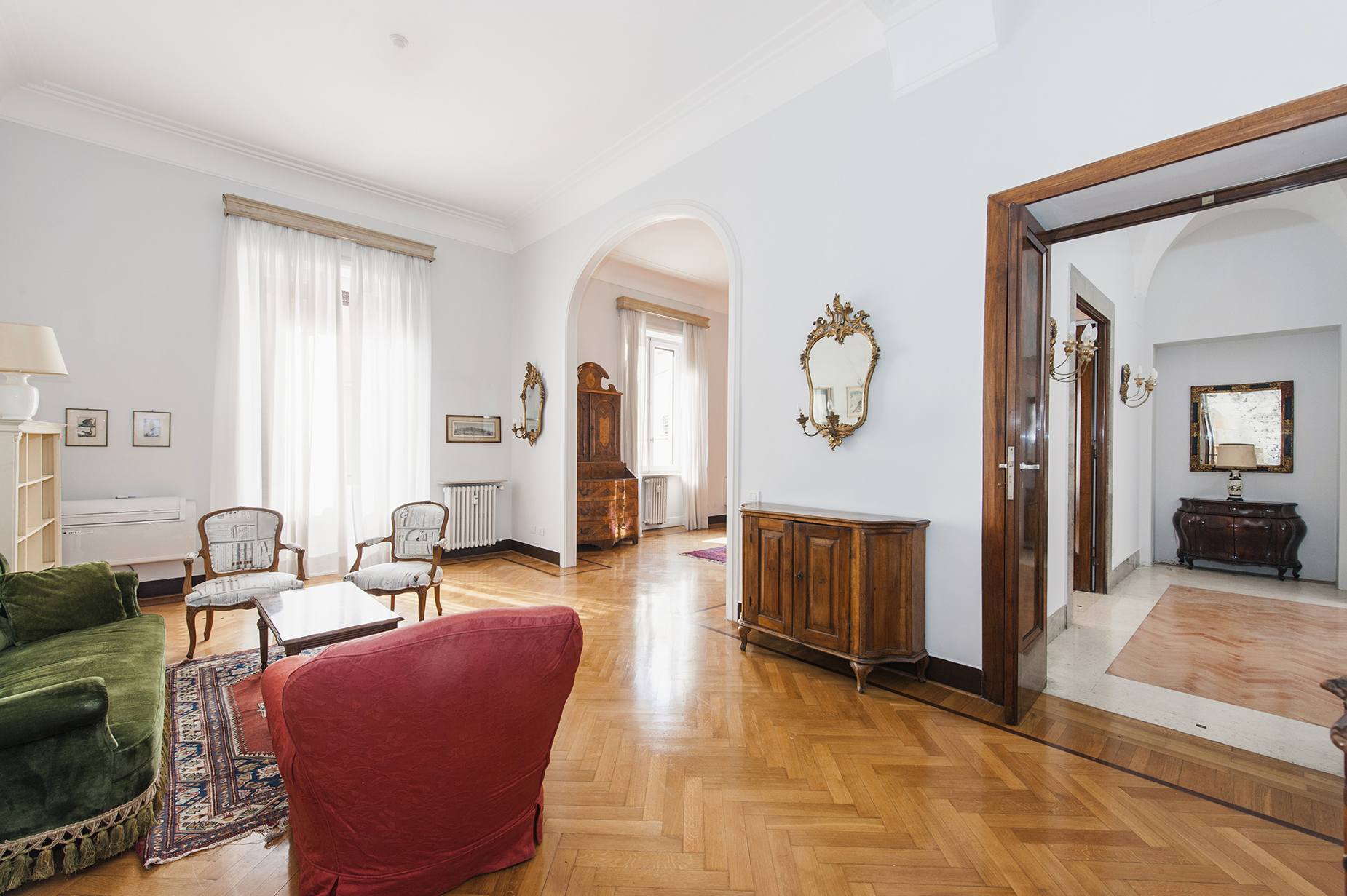 Apartment for Sale at Apartment ideal for entertaining close to Piazza Ungheria Via Lima Rome, Rome, 00198 Italy