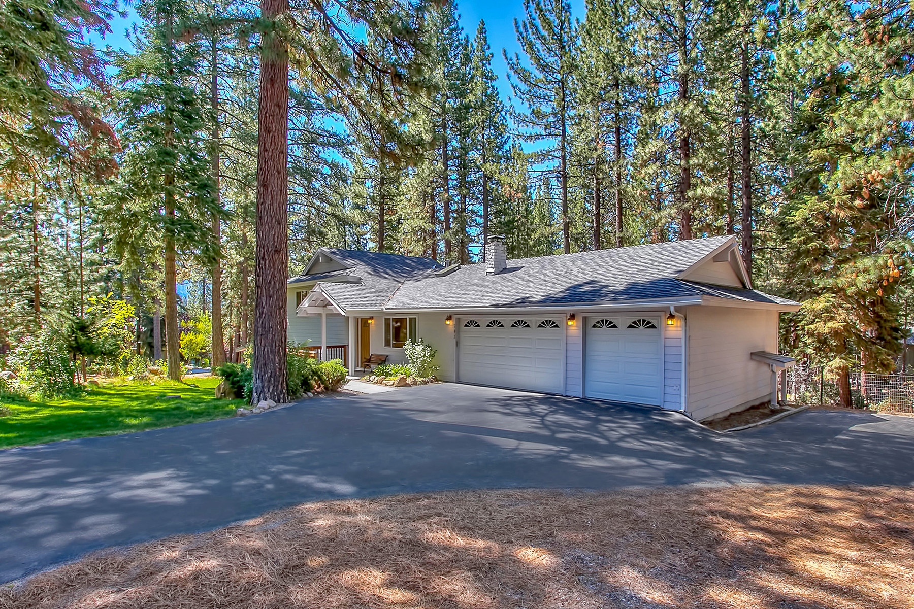 Single Family Home for Sale at 743 James Lane Incline Village, Nevada 89451 United States