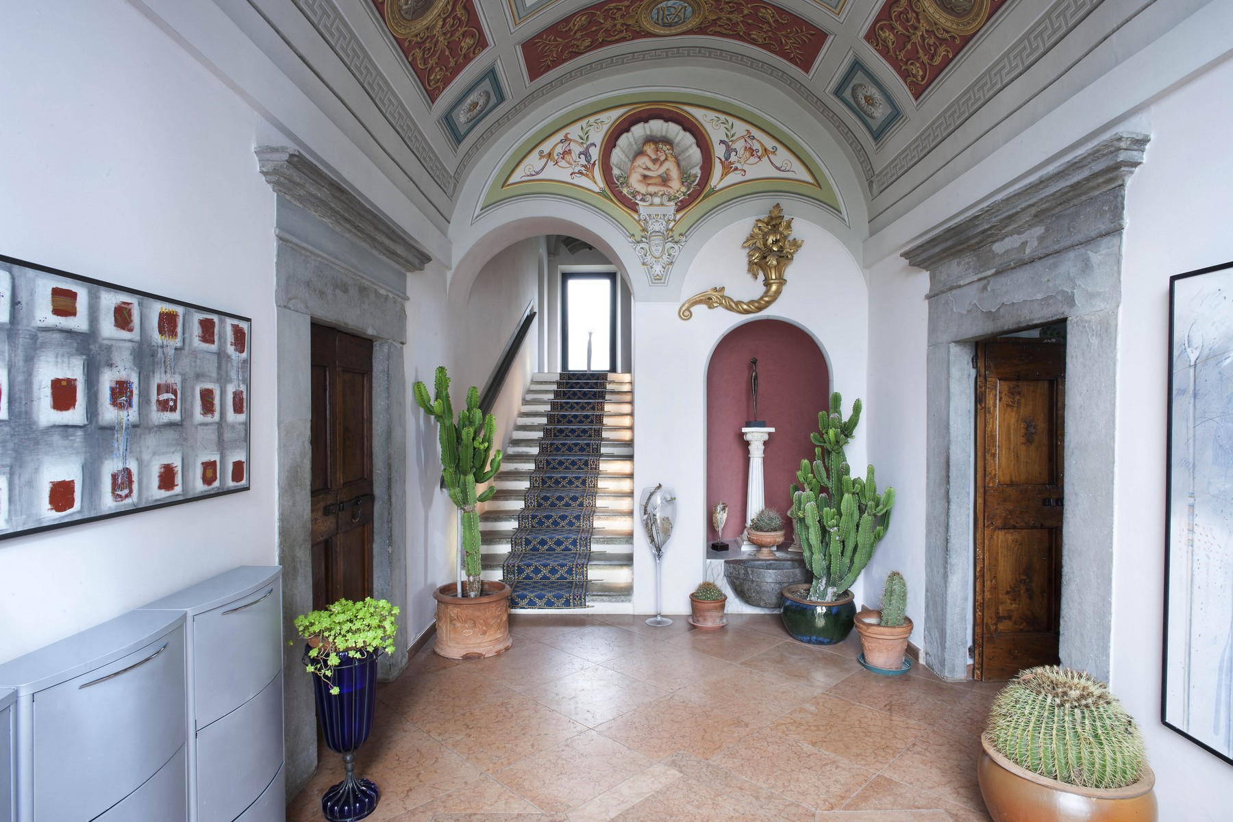 Additional photo for property listing at Exclusive villa in umbrian countryside Voc. Coppi Citta Di Castello, Perugia 06012 Italy