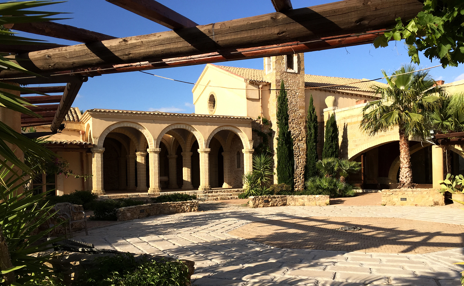 Additional photo for property listing at Magnificent Sicilian wine estate Contrada San Vincenzo Menfi, Agrigento 92013 Italien