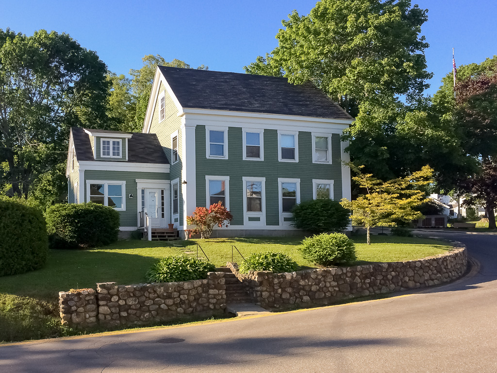 Single Family Home for Sale at Union Street 245 Union Street Rockport, Maine 04856 United States