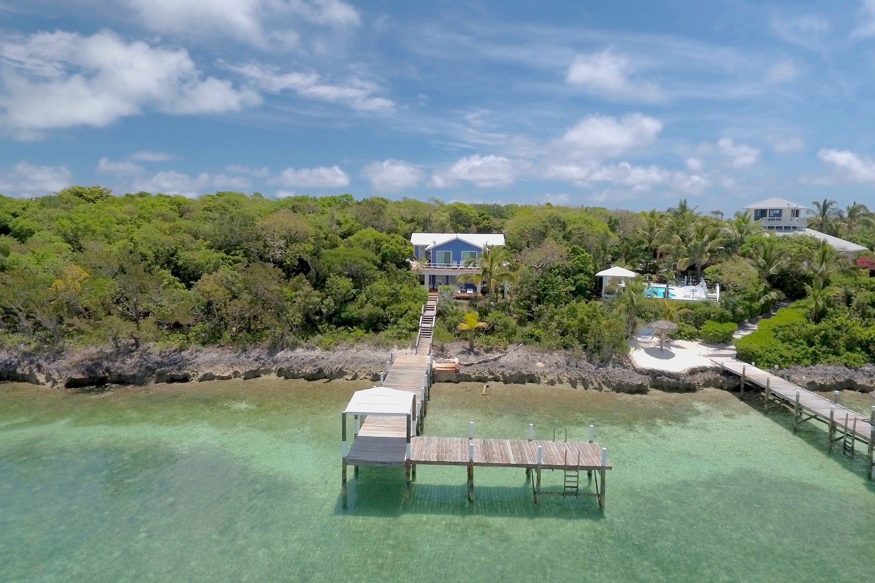 Single Family Home for Sale at Fourwinds Elbow Cay Hope Town, Abaco Bahamas